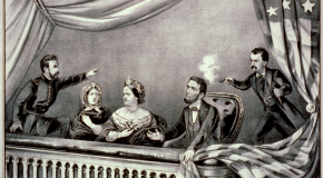 Abraham Lincoln Established the Secret Service on the Day He was Shot by John Wilkes Booth