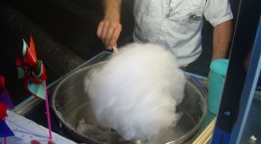 The Cotton Candy Making Machine That Made Widely Consumed Cotton Candy Possible was Co-Invented by a Dentist