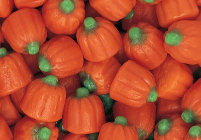 candy pumpkins