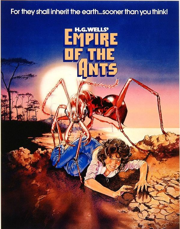 empire of the ants where the expression \