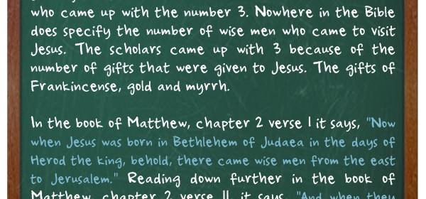 matthew chapter 3