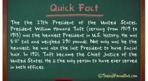 Heaviest President In U.S. History