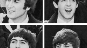 The First Time John Lennon, Paul McCartney, George Harrison, and Ringo Starr Played Together