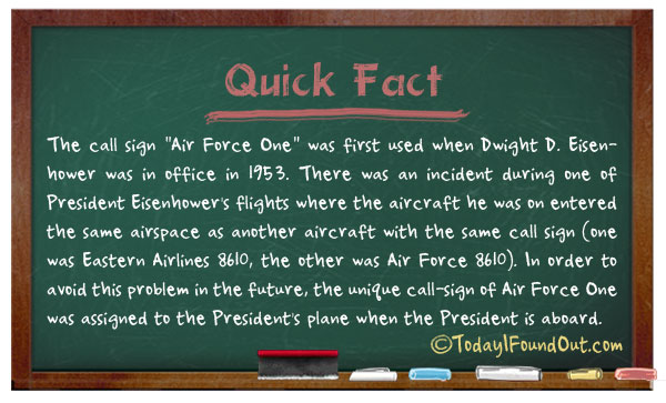 air force one callsign