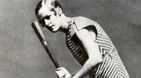 The Woman Who Batted During a Major League Baseball Game