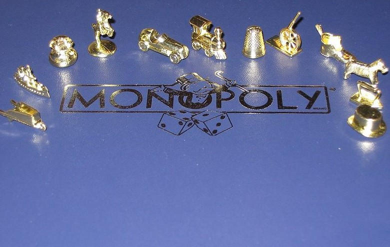 Why the Monopoly Player Pieces (Thimble, Top Hat, Etc.) are What They Are
