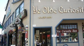 """Ye"" in Names Like ""Ye Olde Coffee Shoppe"" Should Be Pronounced ""The"", Not ""Yee"""
