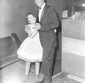 Brenda Lee Dancing with Elvis Presley