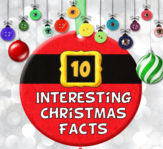 Interesting Facts About Christmas.10 Interesting Christmas Facts Part 2