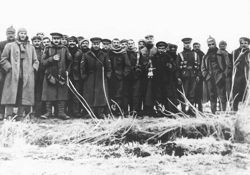 Wwi Christmas Truce.December 24 1914 The Christmas Truce