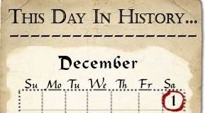 This Day in History: December 1