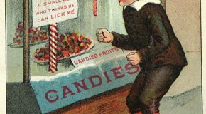 The Origin of the Candy Cane