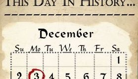 This Day in History: December 3