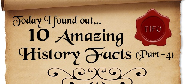 10 Amazing History Stories Part 4 thumbnail
