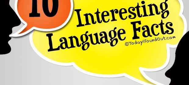 10 Interesting Language Facts Thumbnail