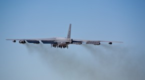 A B-52G Bomber Once Collided with Another Plane Over Spain, Dropping Four Nuclear Bombs on Accident