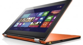 Lenovo IdeaPad Yoga Windows 8 Laptop/Tablet Hybrid