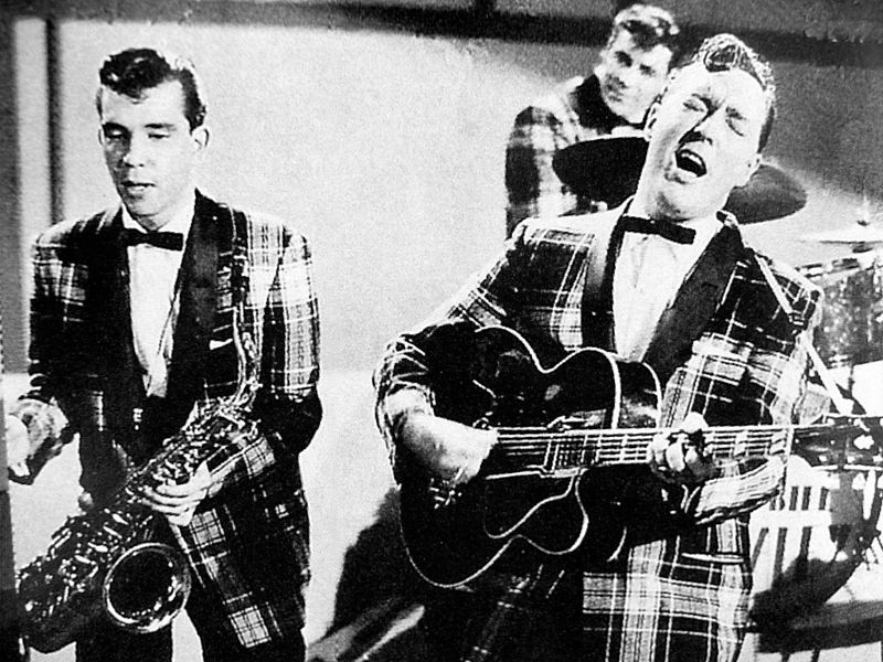 Bill Haley: Rock Around The Clock