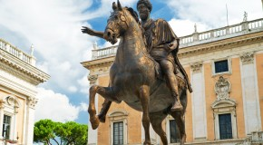 The Way a Soldier's Horse is Portrayed in an Equestrian Statue Has Nothing to Do With How The Soldier Died