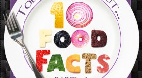 10 Fascinating Food Facts (Part-4)