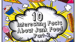 10 Interesting Facts About Junk Food (Part-2)