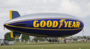 The History of the Goodyear Blimp