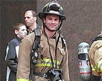 The Scott Firefighter Stairclimb