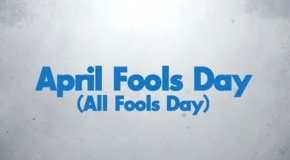 The History of April Fools' Day