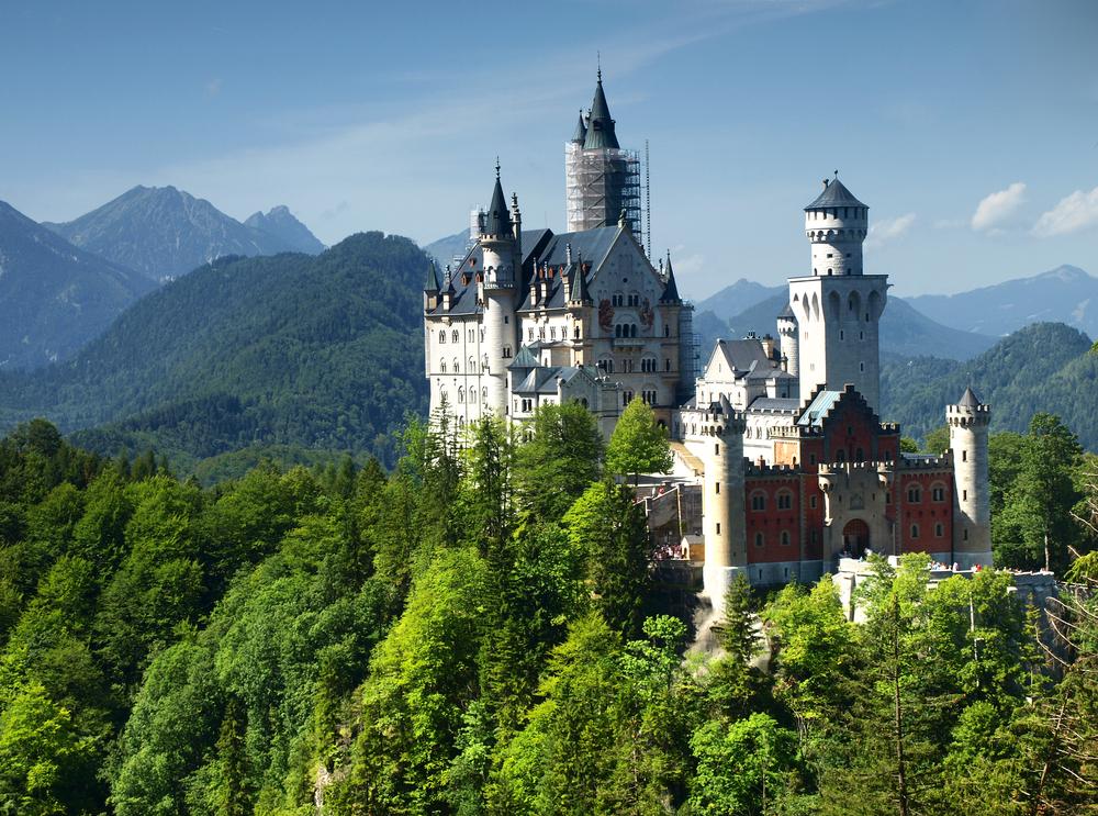 Cinderella   s Castle ...