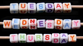 Why We Have a Seven Day Week and the Origin of the Names of the Days of the Week