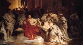 Et Tu Brute? Not Caesar's Last Words