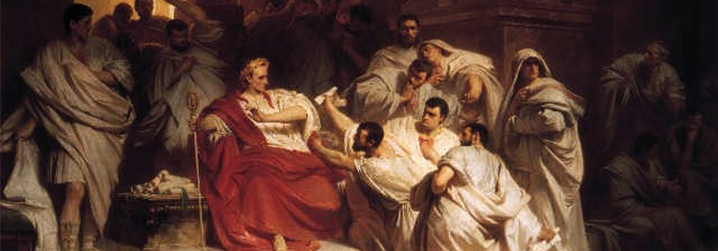 death-of-caesar