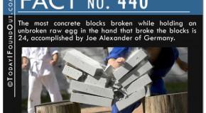 Quick Fact #440