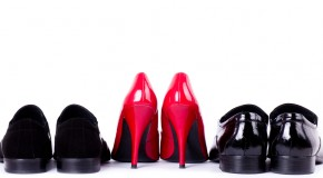High Heels Were Popular Among Men Before Women