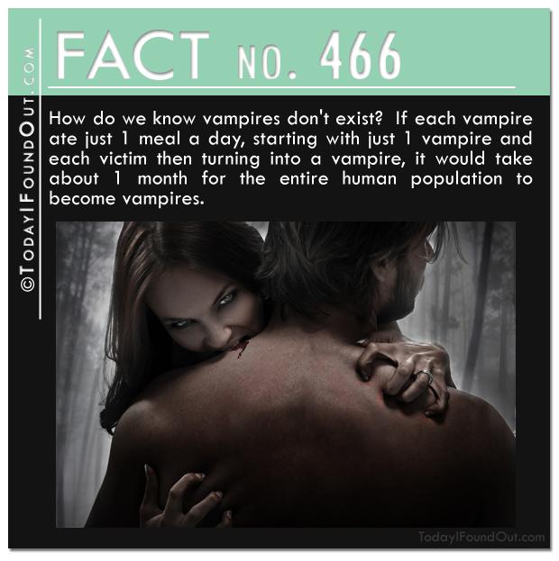 No vampires
