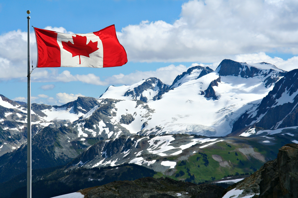 How the Canadian Flag Came to Be as It is Today