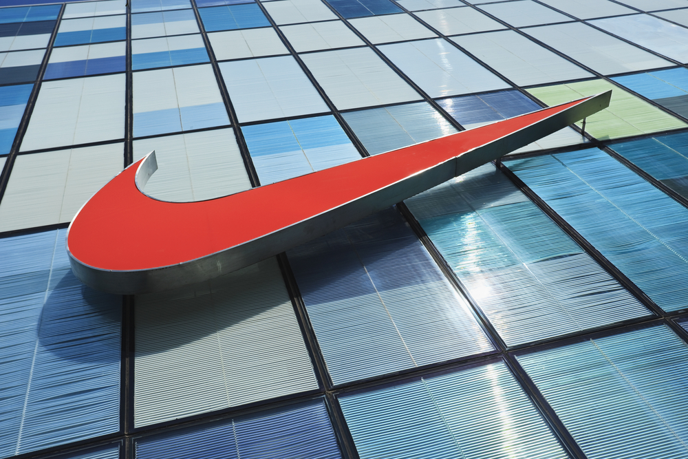 The Creator Of The Nike Swoosh Logo Was Originally Paid Only 35