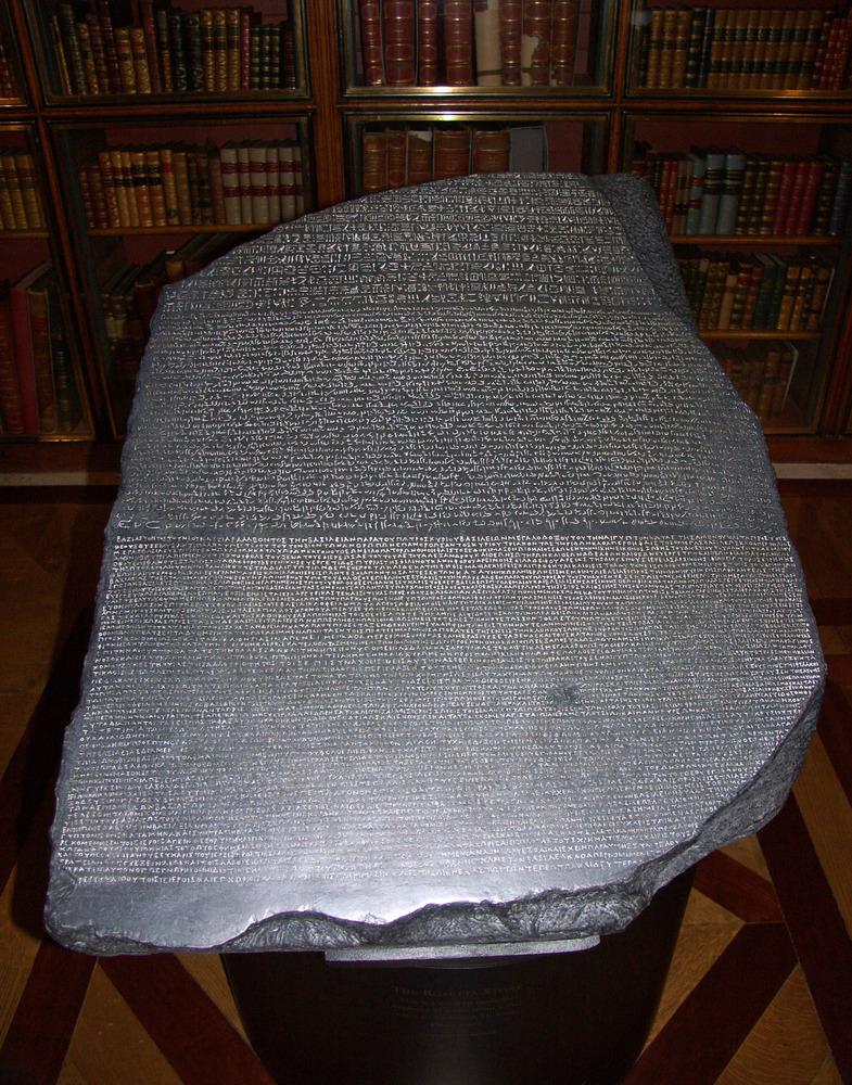 How Hieroglyphics Were Originally Translated