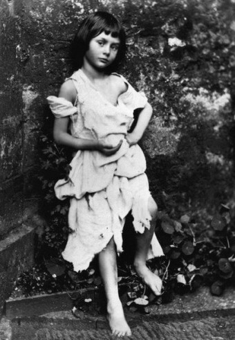 "Alice Liddell who helped inspire ""Alice's Adventures in Wonderland"""