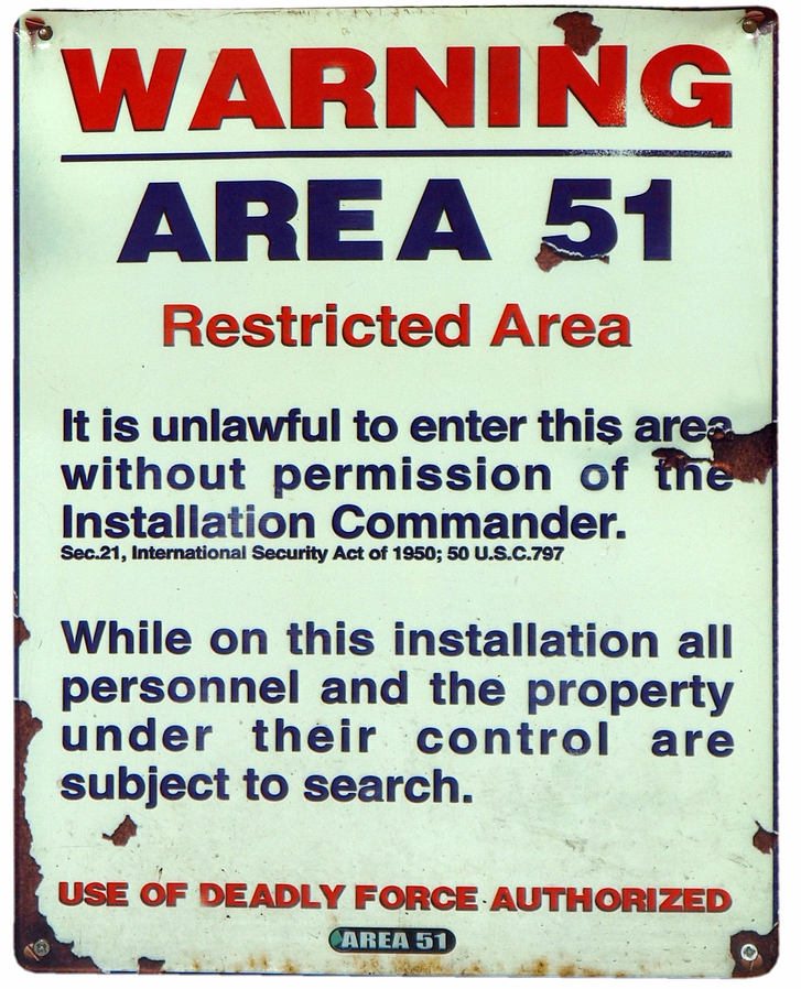 Why Area 51 is Thought by Some to House Aliens