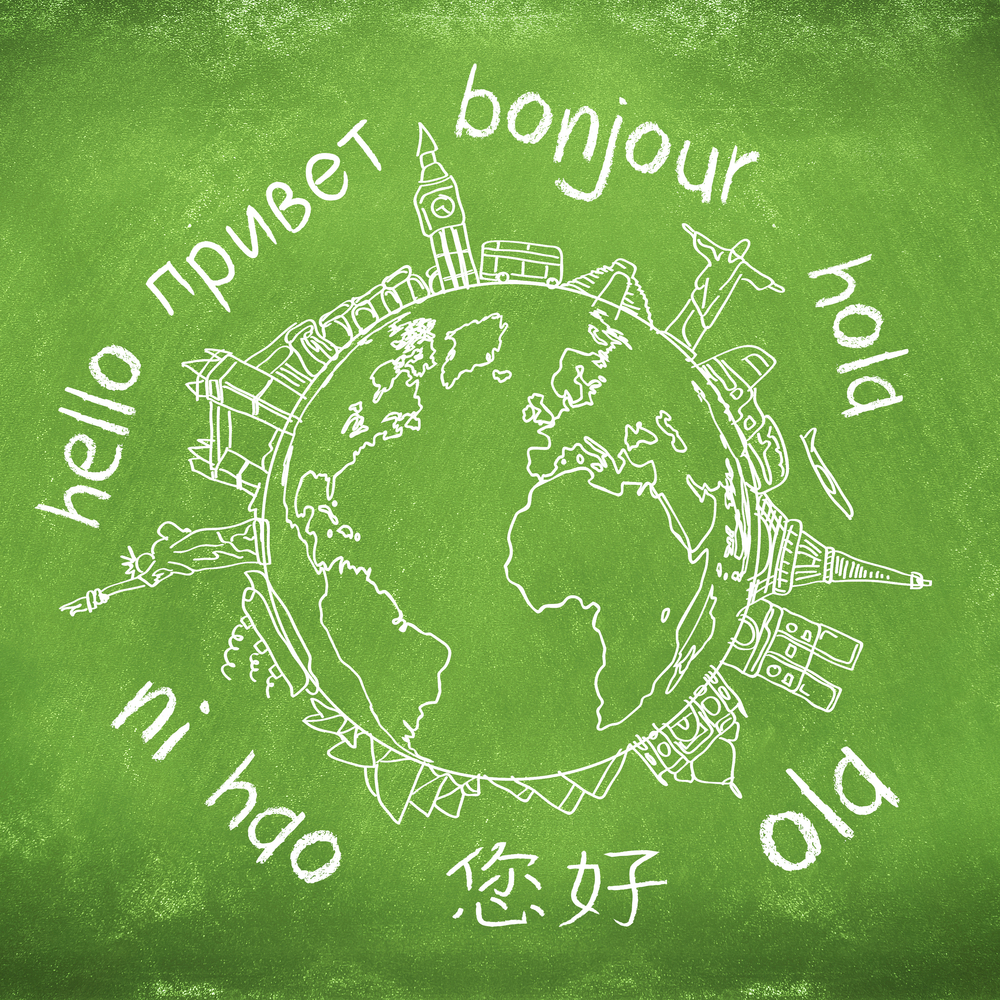 Why National Foreign Language Week Is So Important - How many languages are in the world today