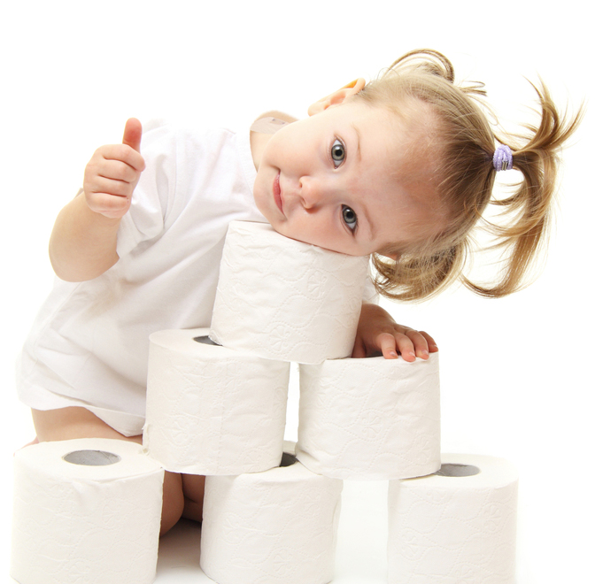 Toilet Paper wasn\'t Commonly Used in the United States Until the ...