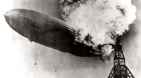 Over Half the People Involved in the Hindenburg Disaster Survived
