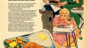 Peeling Back the Foil: The Origin of the TV Dinner