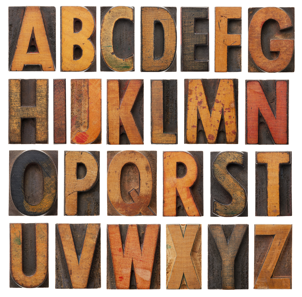 The Origin of the English Alphabet