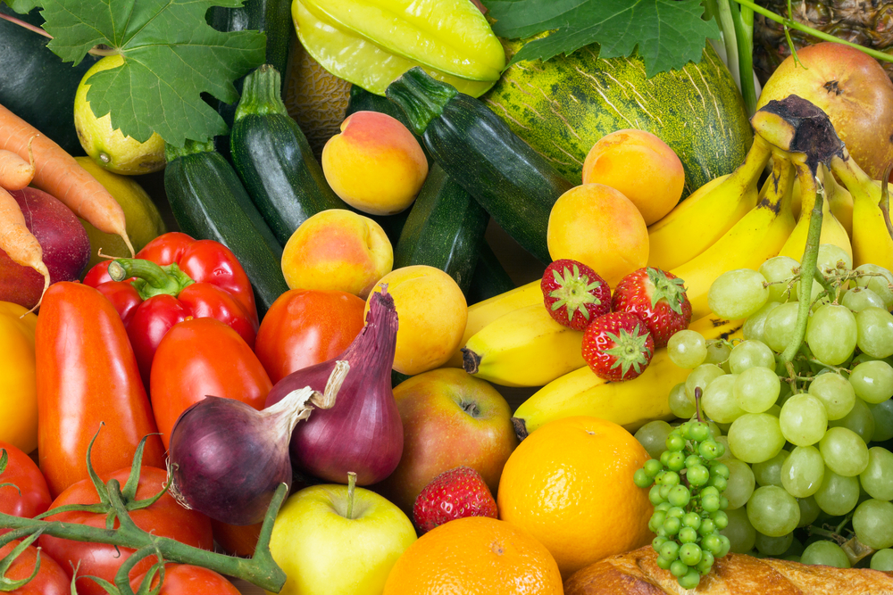 Fruits and Vegetables Wallpapers | Desktop Wallpaper ...