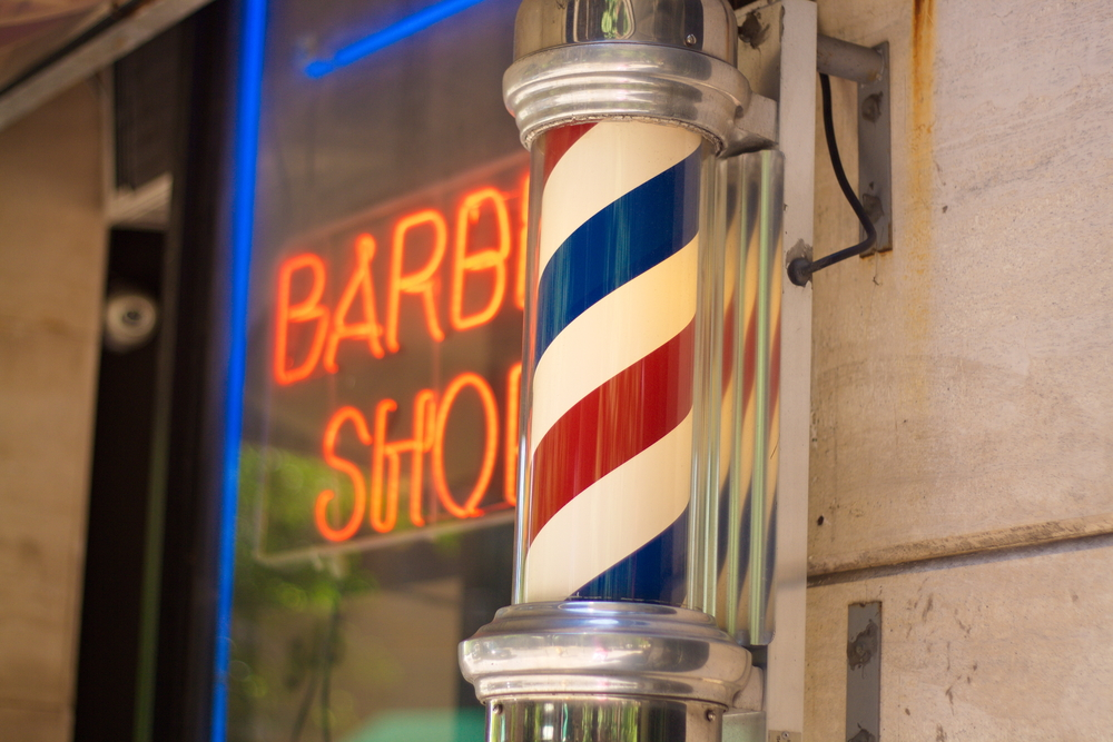 Image result for barber pole