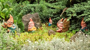 How the Tradition of Putting a Gnome in Your Garden Started