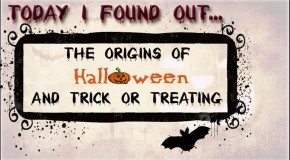 The Origins of Halloween and Trick or Treating [Video]