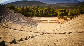 The Amazing Acoustics of the Epidaurus Theatre